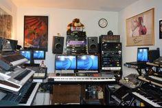 Studio Layout, Studio Setup, Space Names, Cooler Master, Home Studio Music, Daschund, Dj Music, Recording Studio, Keynote