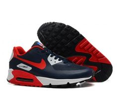 f41d05f1d032a7 Air Max 90 Hyperfuse(American flag tag on the tongue)