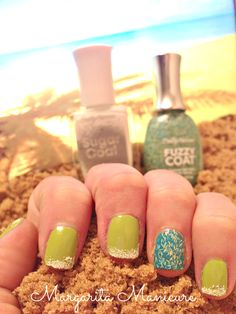 How to Rock A Margarita Manicure {Summer Style}