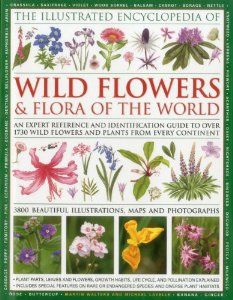 Illustrated Encyclopedia of Wild Flowers & Flora of the World: Michael Lavelle, Martin Walters: Amazon.com: Books