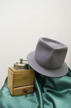 8c5e18c9f72 Men Felt Hat Nels by bokoARTstudio on Etsy Felt Hat