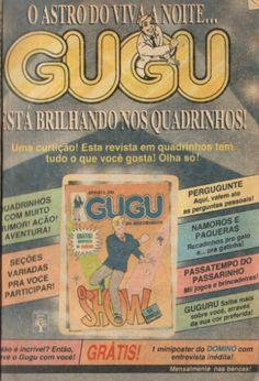 revista do gugu
