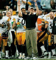 Bill Cowher - Pittsburgh Steelers