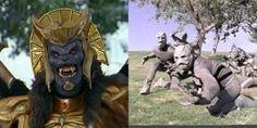 Novo filme de 'Power Rangers' terá Goldar e bonecos de massa