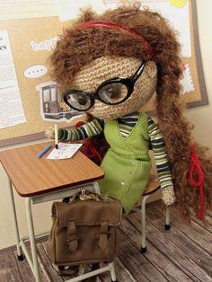 crocheted Blythe