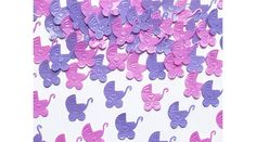 Konfetti med barnevogne - Barnedåbspynt - Bordpynt til Baby Shower Baby Motiv, Unisex Baby Shower, Baby Shower Supplies, Table Confetti, Mother And Baby, Nursery Decor, Boy Or Girl, Kids Rugs, Crafts