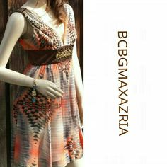 Bcbgmaxazria Dress -Hp@Partymk999 @Chrisseyo