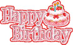 Happy Birthday Facebook Pinterest Myspace Comments Glitters Quotes