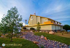 Centennial Gallery | Iglesia Ni Cristo Media Churches Of Christ, My Church, Faith Hope Love, Worship, Houses, Cabin, House Styles, Gallery, Home Decor