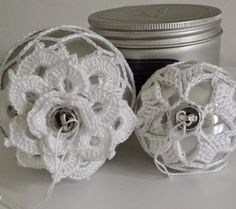 Per chi ama la maglia, l'arte dell'uncinetto e tutto ciò che può diventare un tesoro....