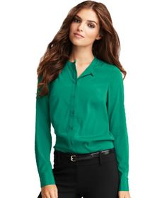 jewel tone blouses.  perfect  Pretty sure my mom or Falawn could make this though and not spend $118 on it.