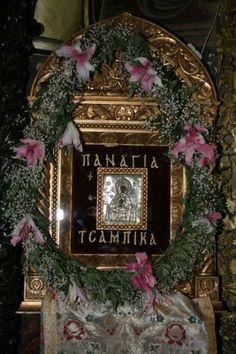 Παναγία Τσαμπίκας στην Ρόδο - Η ΔΙΑΔΡΟΜΗ ®