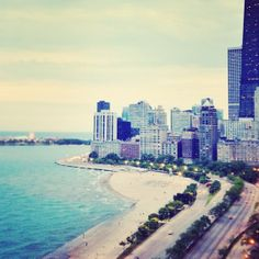 chicago  Really beautiful pic
