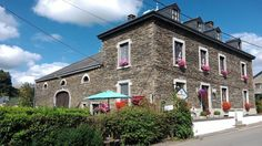 """Cottages """"Le Courtil 1 & 2"""" in Dohan (Bouillon) - Land of Bouillon in the Ardennes, South Belgium"""