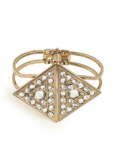 diamond geo cuff / baublebar