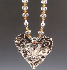 Image detail for -Precious Metal Clay Jewelry Gallery