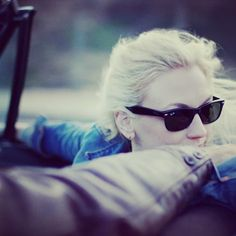 """Emily Kinney """"Video for @train new song Bulletproof Picasso is out today!!! Go check it out!"""""""