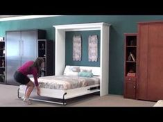 Milano Smart Living Presents WALL BED COLLECTION 2014 - YouTube