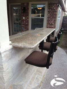 Ready to enjoy fall barbeques on crisp evenings!#outdoorseating  Find us @ www.seatinginnovations.com