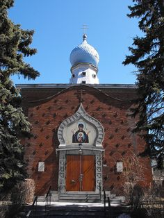 Chaldean Catholic Church, Montreal, Quebec.