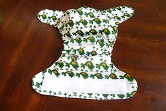 DIY cloth pocket diaper tutorial