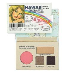 Auto Balm Hawaii Mini Palette!