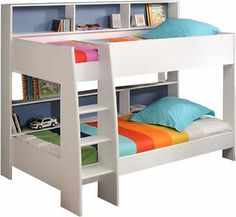 Compact Bunk Beds mini me compact bunk frame: single bunk bed - love how this is