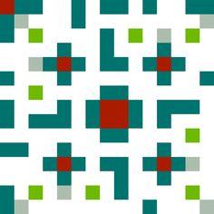 Retro pixel patterns | Vector Tiles