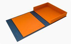 clamshell rigid paper box