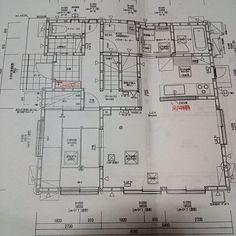 女性で、Otherの間取りと合わせてご覧ください/1階/間取り図についてのインテリア実例を紹介。「1年ちょい住んでみて不便だと感じる点は 玄関、洗面所、1階廊下の暗さ 和室の引き戸の開き方(全開にならない) 位です。 それよりも良いと感じる点のほうが多いかも。 」(この写真は 2014-11-17 19:27:32 に共有されました)