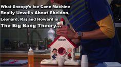Why Sheldon Cooper (Jim Parsons), Raj (Kunal Nayyar), Howard (Simon Helberg) and Leonard (Johnny Galecki) in The Big Bang Theory are Actually Peanuts' Characters… read the full story here…
