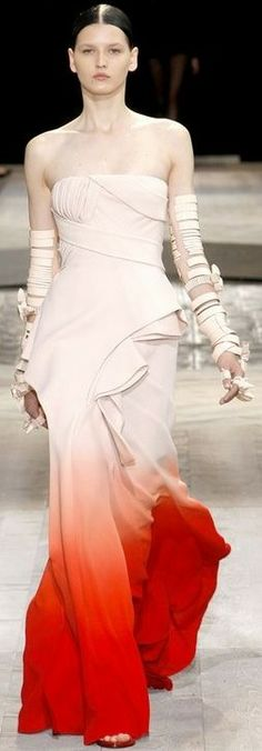 Givenchy Haute Couture F/W 2009