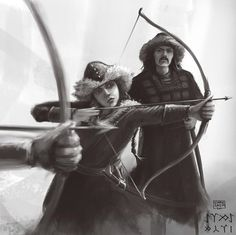 MeteHan Asya Hun Devleti Woman Archer, Hummingbird Wings, Eurasian Steppe, The Turk, Art Tips, Kung Fu, Middle Ages, Archery, Fashion History
