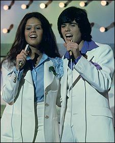 Donny and Marie Show - my favorite!...they were so young then