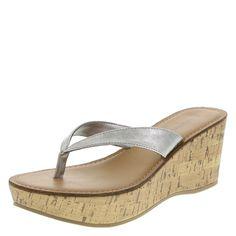 I like a simple sandal