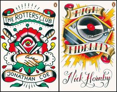 Tattoo Book Covers