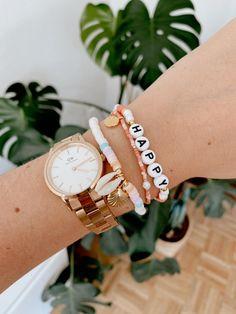 Seed Bead Jewelry, Bead Jewellery, Beaded Jewelry, Jewelery, Cute Bracelets, Ankle Bracelets, Handmade Bracelets, Beaded Bracelets, Ring Armband