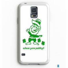 Funny St Patrick Samsung Galaxy S7 Edge Case Aneend