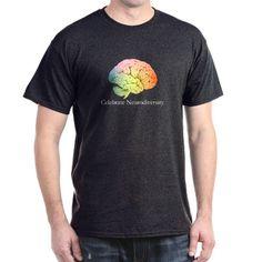 celebrate neurodiversity t-shirt - WANT