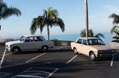 No-Frills Datsuns Cast a Spell on Monterey Auto Aficionados