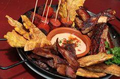 ¡Bar Gitano estrena menú aventurero! Descúbrelo, aquí: http://www.sal.pr/2013/01/23/bar-gitano-estrena-menu-para-el-paladar-aventurero/