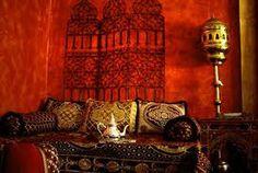 moroccan interior design -