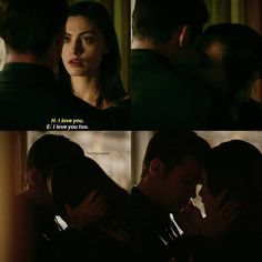 """#TheOriginals 4x13 """"The Feast of All Sinners"""" - Hayley and Elijah"""