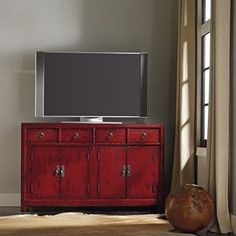 Hooker Furniture Seven Seas 58 14 Inch TV Stand ** Check this awesome product by going to the link at the image.