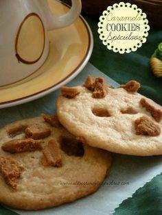 Cookies de Spéculoos y Caramelo