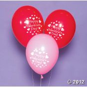 Don't blow it! Be mine! (non candy Valentine) $12.25 for two dozen balloons