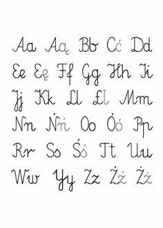 Plakat Literki od NUNU BABA. Pokaż swojemu dziecku świat alfabetu. Świetny plakat na ścianę. Plakat do pokoju dziecięcego. Plakat alfabet. #plakat #plakaty #alfabet #dziecko #dzieci #pokojDziecka #pokojDzieciecy #inspiracja #design English Lessons For Kids, Motto, Kids Learning, Graphic Illustration, Inspire Me, Kids Playing, Worksheets, Diy And Crafts, Kids Room