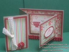 Fancy fold what?? » Highdesert Stamper - Artistic Inkspirations