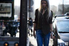 Le 21ème / Sarah Harris | Paris  // #Fashion, #FashionBlog, #FashionBlogger, #Ootd, #OutfitOfTheDay, #StreetStyle, #Style
