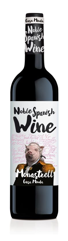 Monastrell • Noble Spanish Wine